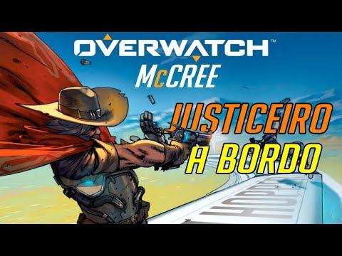McCREE - JUSTICEIRO A BORDO (Overwatch DubComic)