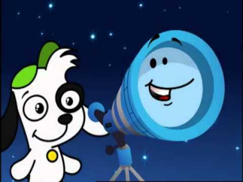 Doki descubre Las fases lunares.