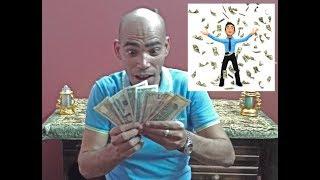 يا دولاراتك يا يوتيوب !!!!! أول فلوس اخدها من اليوتيوب ...و رسائل هامة للجميع ..رقص أخر الفيديو