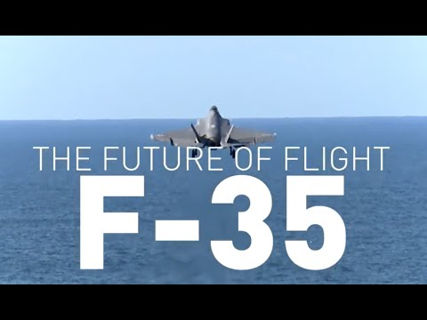 watch F-35 Fighter Jet: The Future of Flight