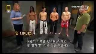 The power of Taekwondo
