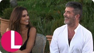 Simon Cowell Can't Believe Cheryl Tweedy Named Her Son Bear (Extended) | Lorraine