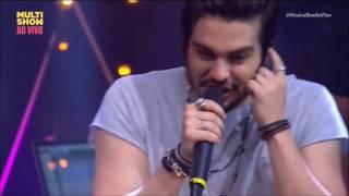 Luan Santana - Escreve Aí - Musica Boa ao vivo