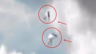 Wow!Video Manusia Bersayap Terbang Heboh di Facebook ! 2 Maret 2015
