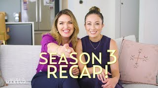 Ear Candling, Lash Lift, Threading, & More: We Recap The SASS! | The SASS with Susan and Sharzad