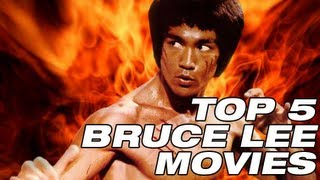 Angry Asian Man's Top 5 Bruce Lee Movies