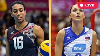 USA v Russia - Group 1 | 2017 FIVB Volleyball World Grand Prix