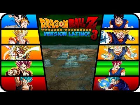 DRAGON BALL Z BUDOKAI TENKAICHI 3 VERSION LATINO FINAL GAMEPLAY GOGETA VS VEGETTO
