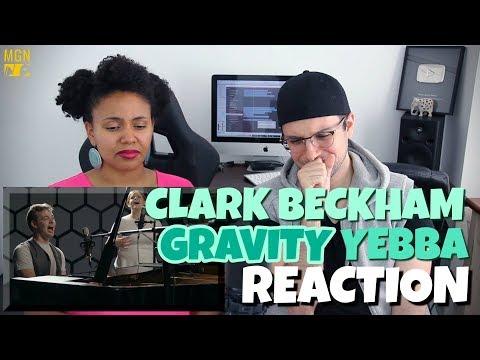 Clark Beckham - Gravity ft. (Abbey Smith) | John Mayer | REACTION