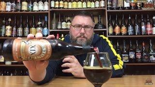 Massive Beer Reviews # 466 Firestone Walker XIX/19 Anniversary Multi Barrel Blended Strong Ale
