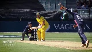 Biggest moments from first Gillette ODI