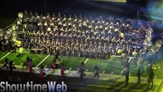 FULL BATTLE - 2016 Bayou Classic Battle of the Bands BOTB