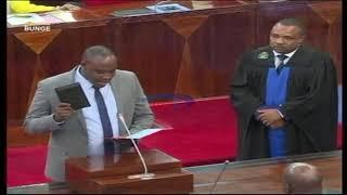 Mbunge wa Simanjaro, James Milya ameapishwa leo