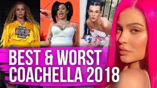 Best & Worst Dressed Coachella 2018 (Dirty Laundry)