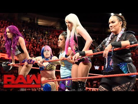 Xxx Mp4 The Raw Women's Division Strikes Back Against Absolution Raw Dec 11 2017 3gp Sex