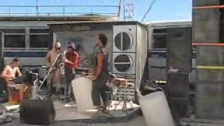 Burning Man 2008 - The Amer-I-can Dream