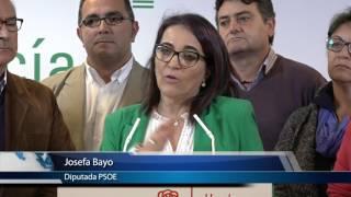 El PSOE anuncia acciones en demanda de los accesos del Chare