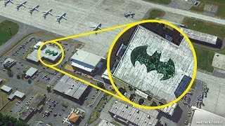 18 Places Google Earth Doesn