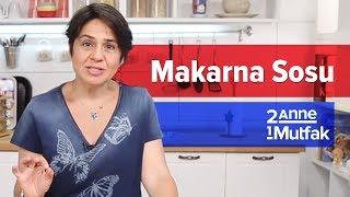 Makarna Sosu - Pesto Sos Nasıl Yapılır? (Tüm Aile İçin) | İki Anne Bir Mutfak