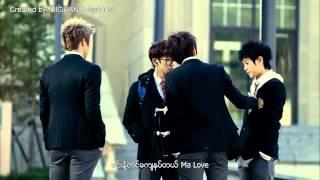 korean myanmar songs
