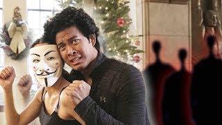 Nerf Gun BattleHackers Invade Hacker Girls Christmas Epic Project Zorgo Battle