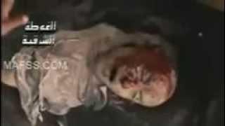 Terrorist attack on holy grave of janabe Hujr bin Adi s.a Dumuscus Syria upload by(Meerut Azadari)