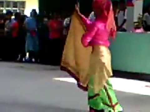 Ejie  ,muslim/tausog dance
