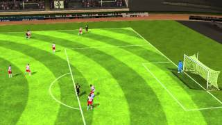 FIFA 14 iPhone/iPad - Botev Plovdiv vs. NY Red Bulls