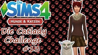 Die Sims 4 Hunde & Katzen - Die Catlady Challenge - #13 - Es war einmal (HD/Lets Play)