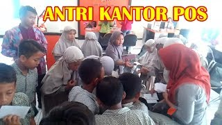 Ayok Ke KANTOR POS Outing Pelajaran Bhs. Indonesia Surat Menyurat Siswa SD Integral Luqman Al Hakim