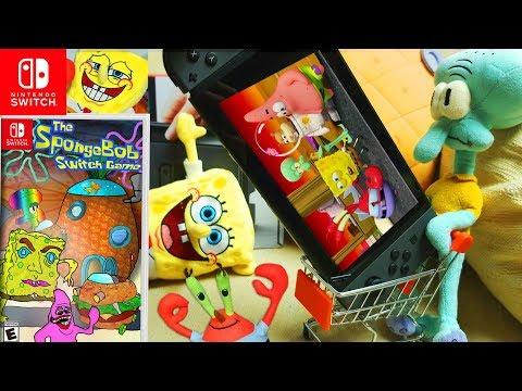 Xxx Mp4 Spongebob Squarepants On Nintendo Switch Commercial 3gp Sex