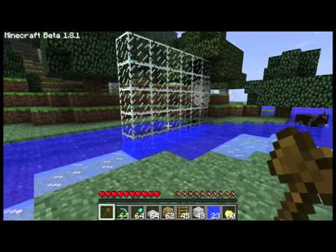 MINECRAFT World Edit Principios basicos