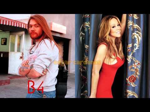 Axl Rose & Mariah Carey Vocal Battle F 2 A6