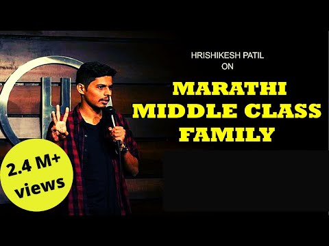 Xxx Mp4 Marathi Middle Class Family Standup Comedy By Hrishikesh Patil 3gp Sex