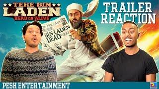 Tere Bin Laden: Dead or Alive Trailer Reaction | English Subtitles | PESH Entertainment