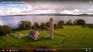 Beauty of Ireland - Drone  Yuneec