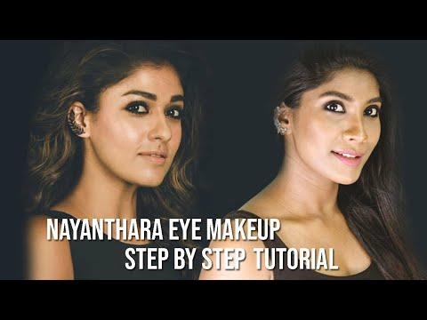 Xxx Mp4 NAYANTHARA INSPIRED EYE MAKEUP STEP BY STEP TUTORIAL 3gp Sex