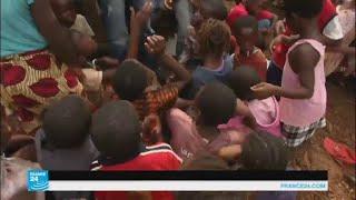 سيراليون تدفن جثث ضحايا أمطارها الغزيرة والفيضانات