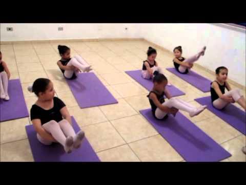Studio Corpo & Movimento Aula baby Class