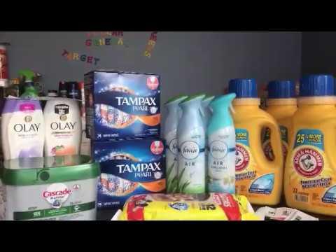 Family Dollar Glitch free Febreze & Cheap Tampax+ Walmart price match $2 74 Cascade