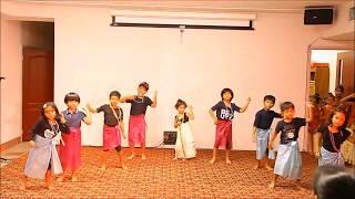Tapp Tapp Dance Kinder Garden - St. Gregorios Orthodox of Toronto