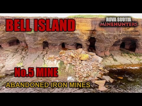 Xxx Mp4 Ep 43 The Abandoned BELL ISLAND No 5 Mine 3gp Sex