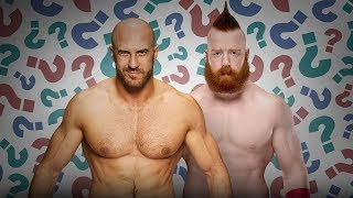 Which legendary finisher did Sheamus and Cesaro just use?