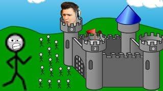 Hra, co jsem hrál ve škole! (Defend Your Castle)