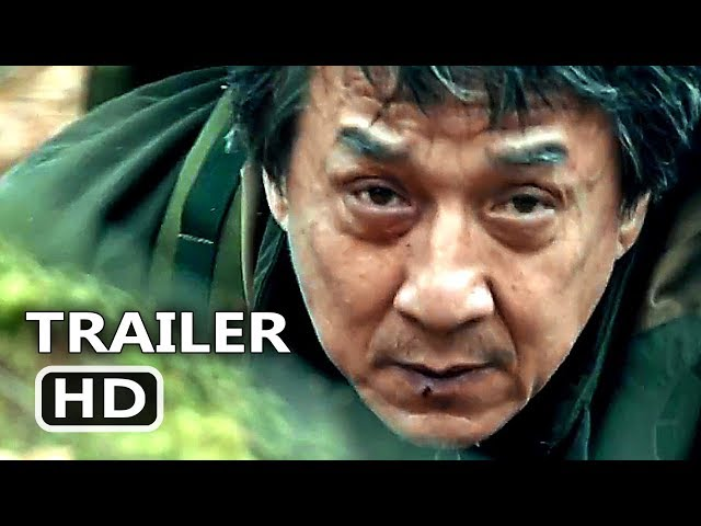 """THE FOREIGNER Official """"Jackie Chan"""" Trailer (2017) Pierce Brosnan Action Movie HD"""