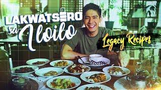 Lakwatsero sa Iloilo: Legacy Recipes