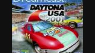 Daytona USA 2001 OST The King of Speed Theme