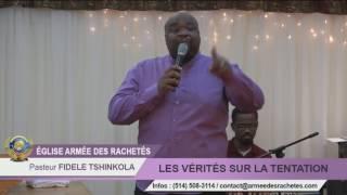 LES SECRETS POUR VAINCRE LES PIEGES ET LA TENTATION DU DIABLE / Pasteur Fidèle TSHINKOLA