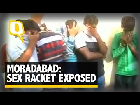 Xxx Mp4 The Quint Moradabad Sex Racket Exposed 12 Boys And 7 Girls Arrested 3gp Sex
