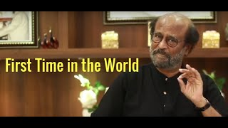 First Time in the WORLD : Rajini Speech about Parthiban | Oththa Seruppu Tamil Movie